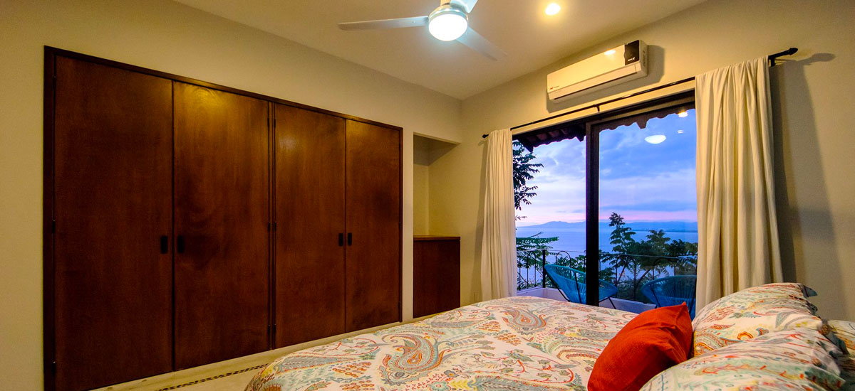 villa punta del cielo bedroom 5