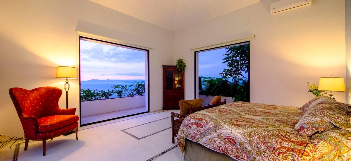 villa punta del cielo bedroom 6