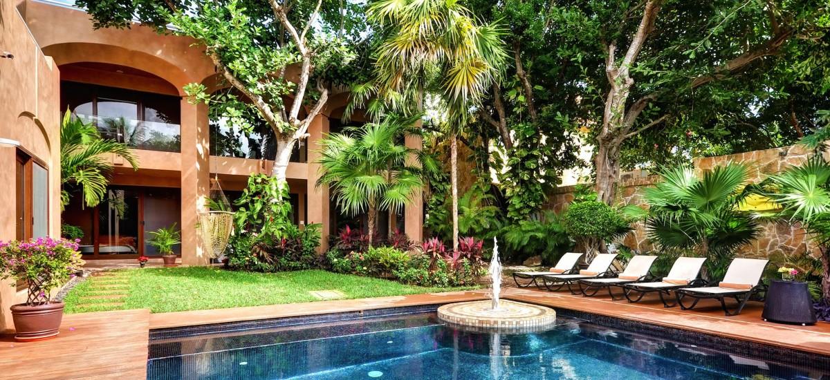villa quinta clara riviera maya 21