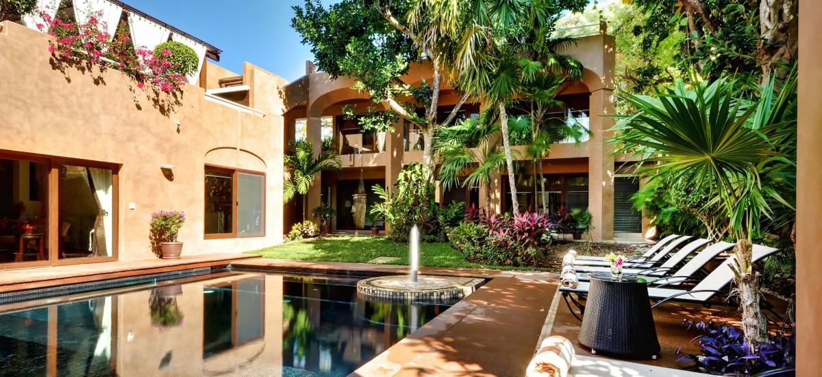 villa quinta clara riviera maya 22