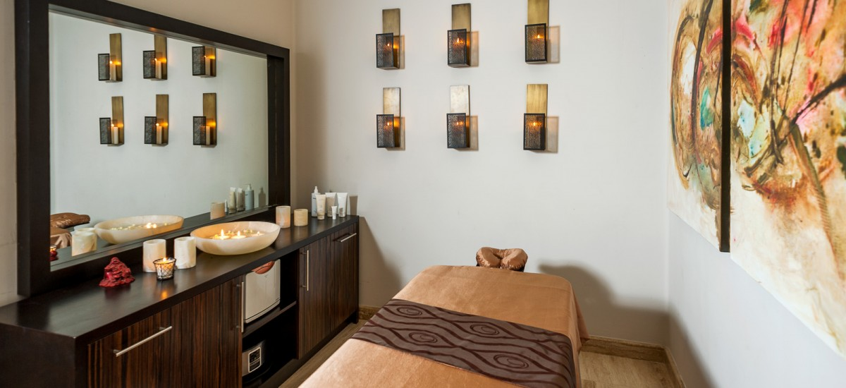 villa renata massage room