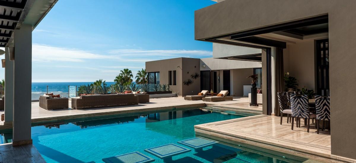 villa renata pool