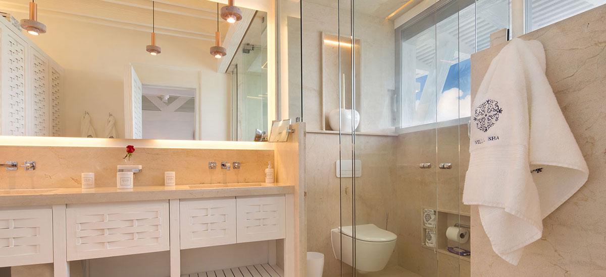 Villa Sha Bath Simple