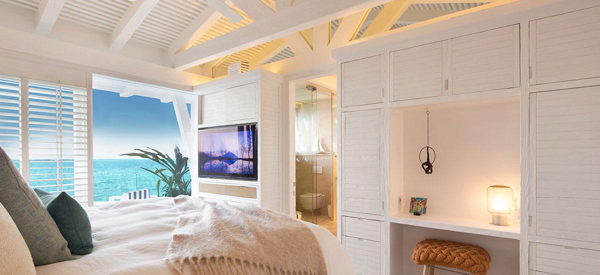 Villa Sha Bedroom 4 Closet