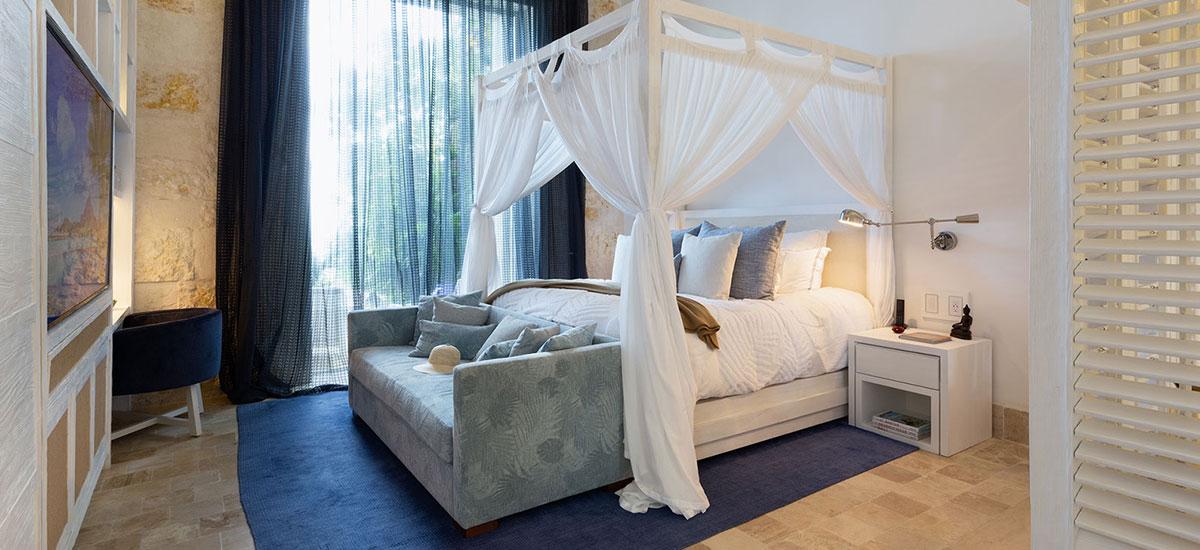 Villa Sha Bedroom Principal Bed