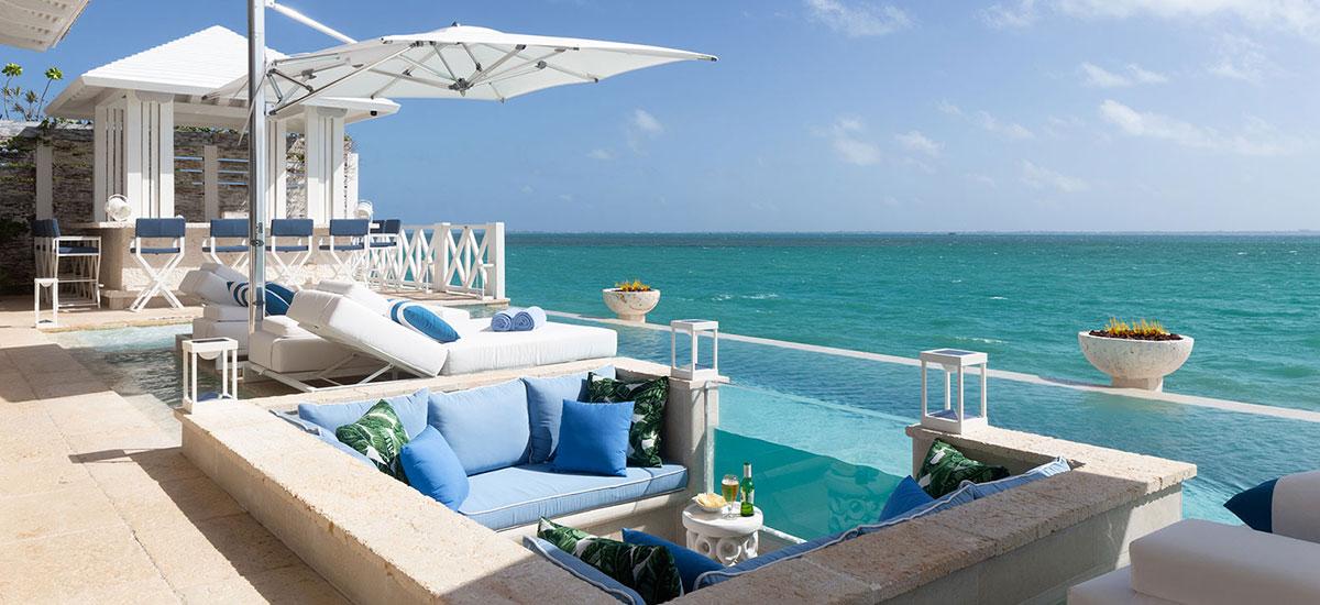 Villa Sha Chairs Oceanview