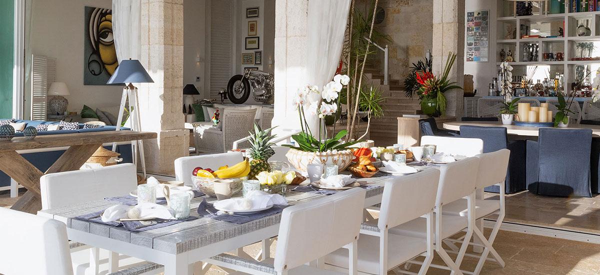 Vila Sha Dinning Room 2