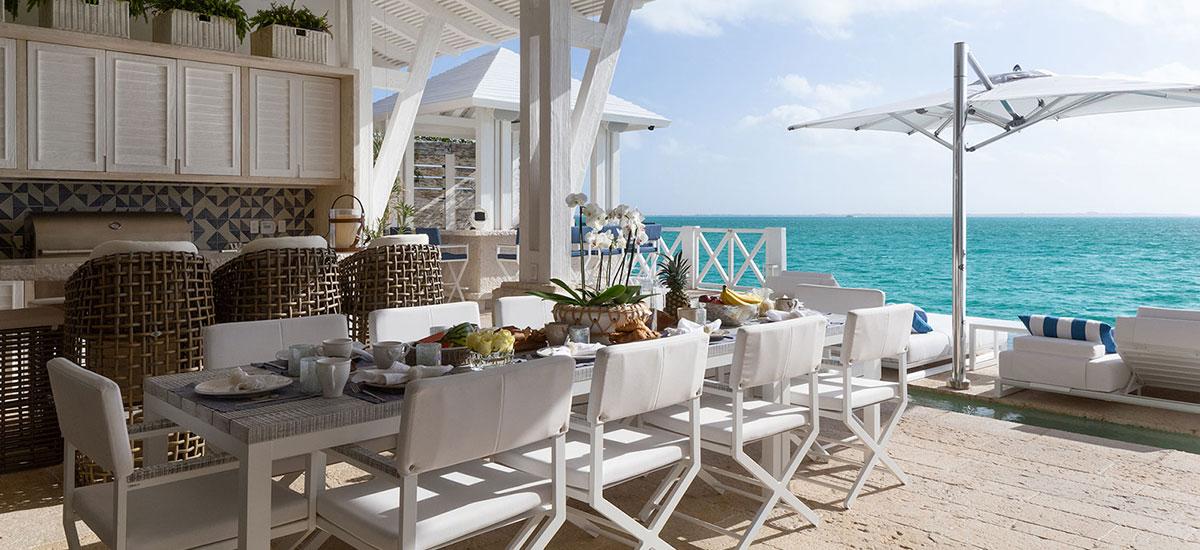 Dinning Room Oceanview