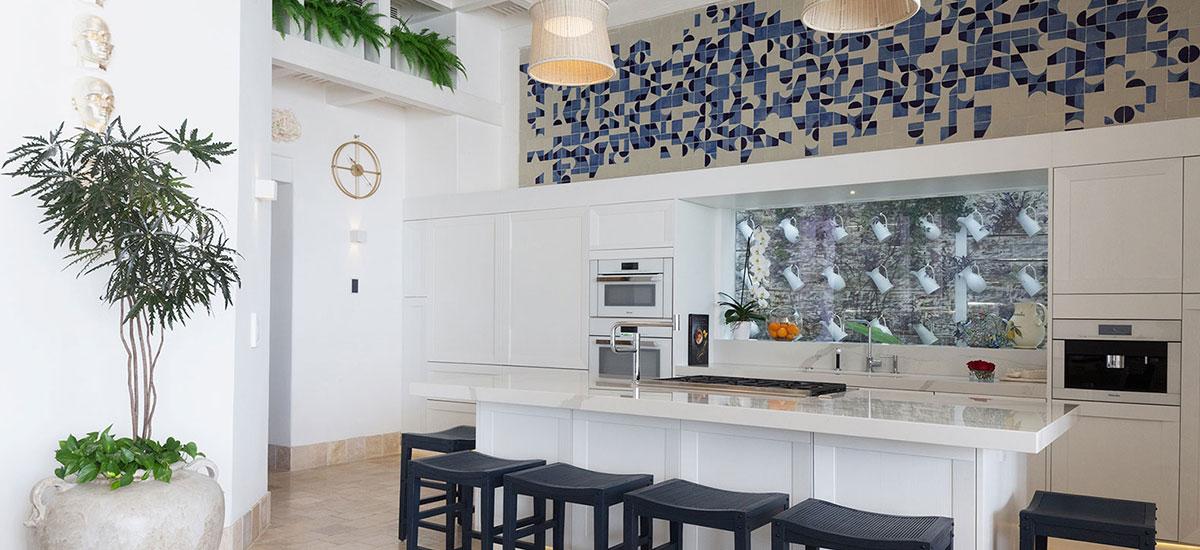 Villa Sha Kitchen