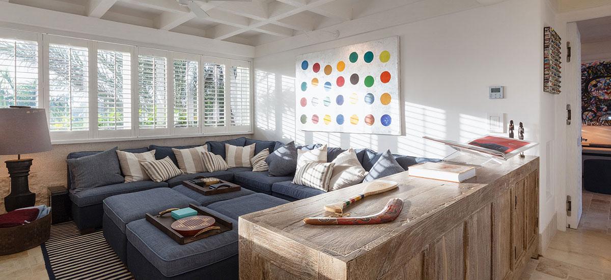 Villa Sha Living Room