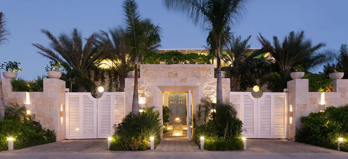 Villa Sha Outside View