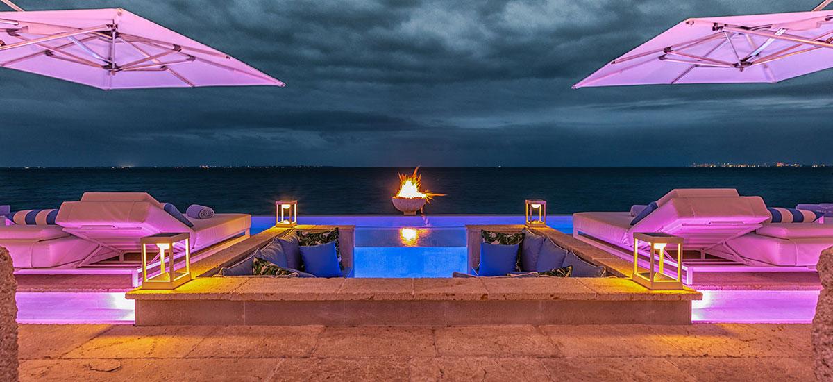 Villa Sha Pool Ocean View