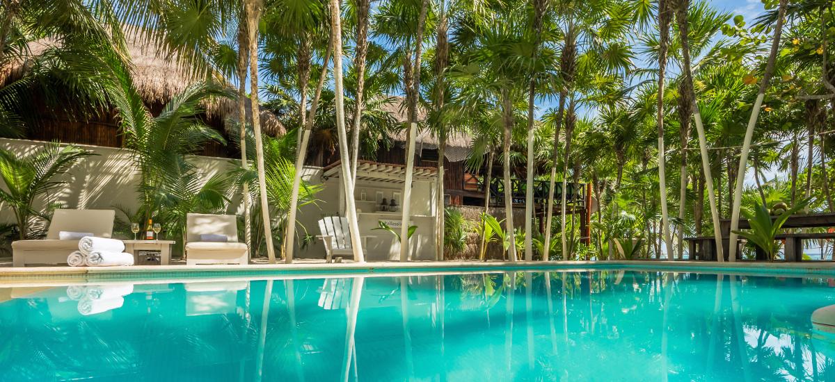 villa soliman pool 5