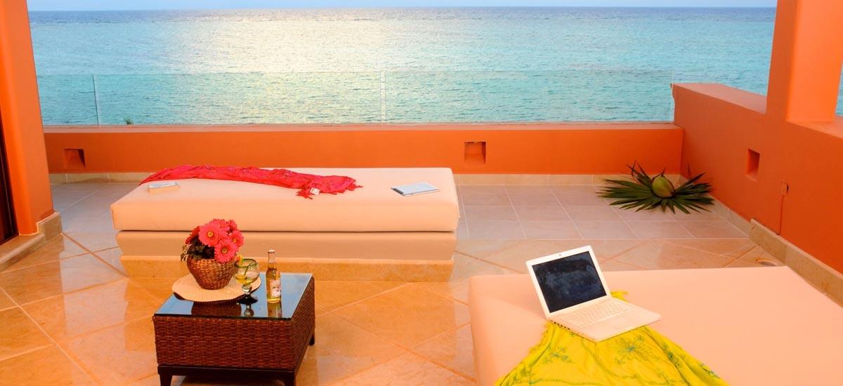 villa sueno del mar balcony 2