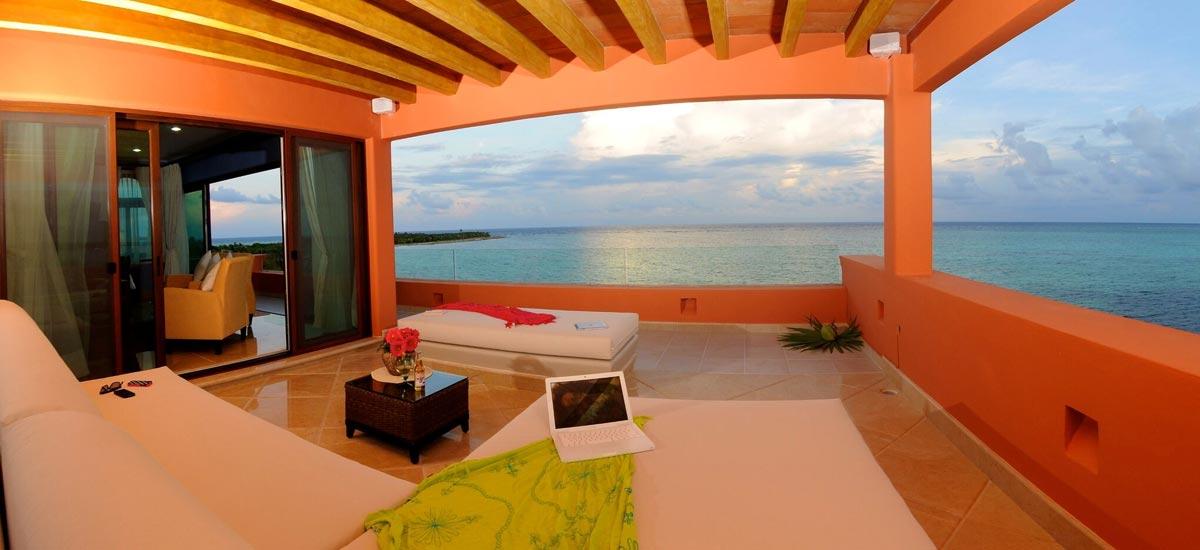 villa sueno del mar balcony 3