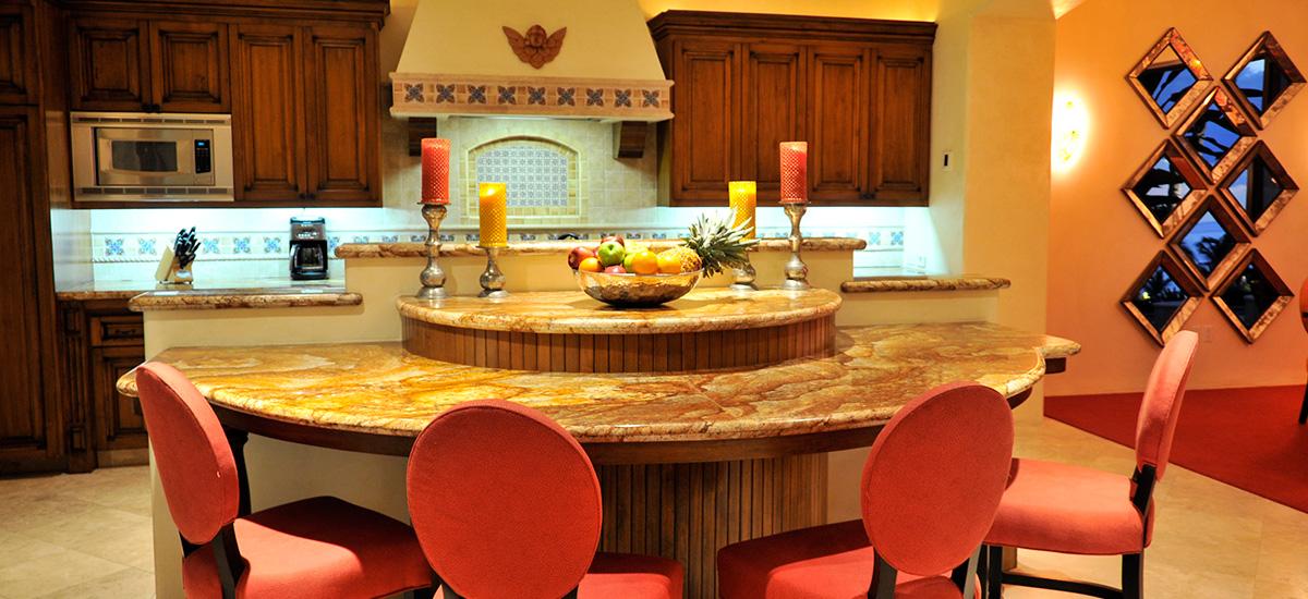 villa terraza 371 kitchen