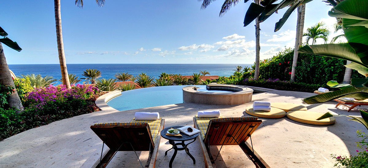 villa terraza 371 pool 2