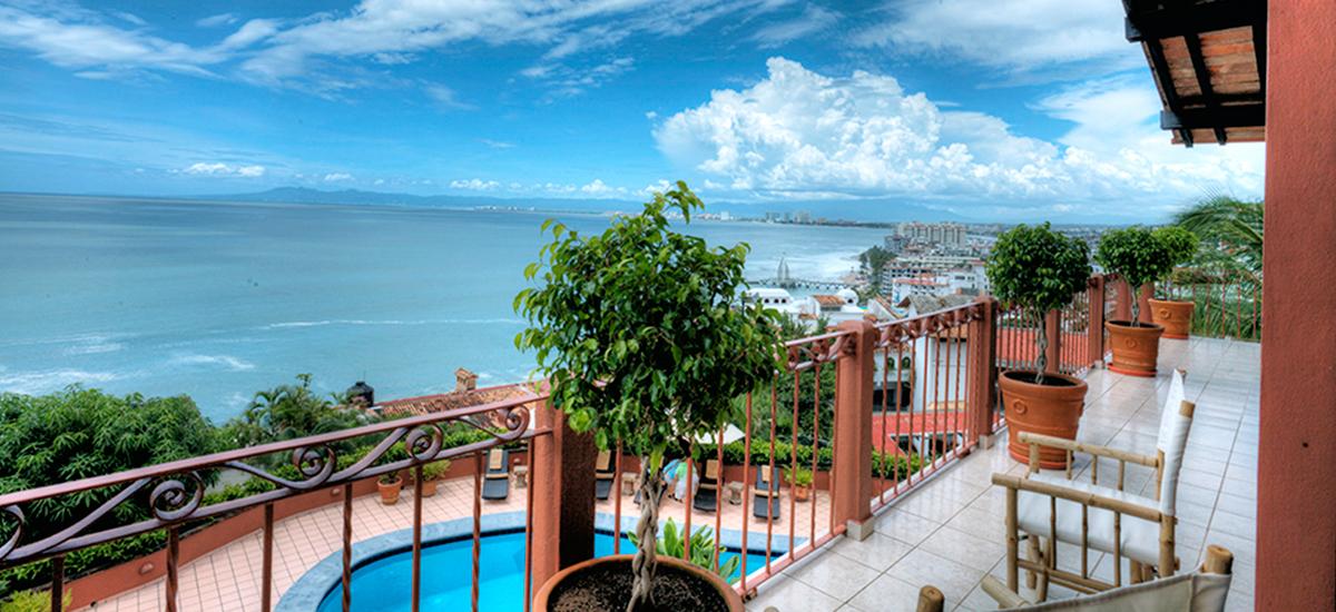 villa tita view