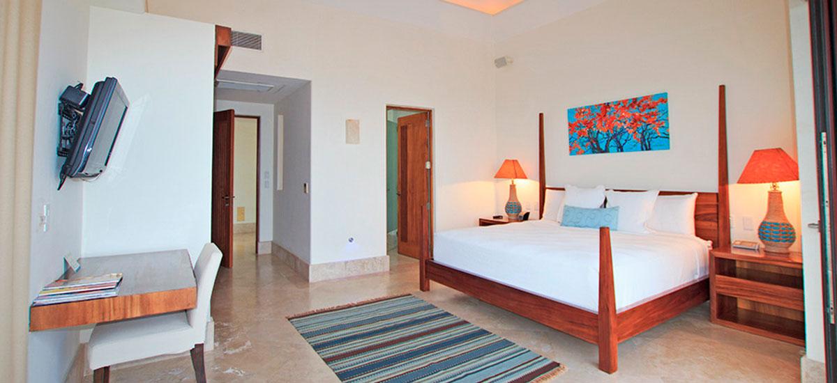 villa topacio bedroom 2