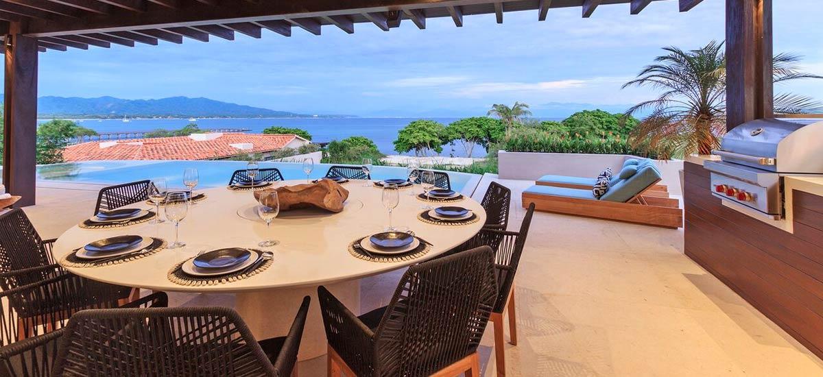 villa tres amores living room 2