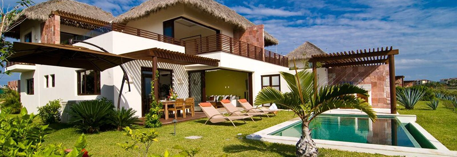 villa turquesa - punta mita | journey mexico luxury villas