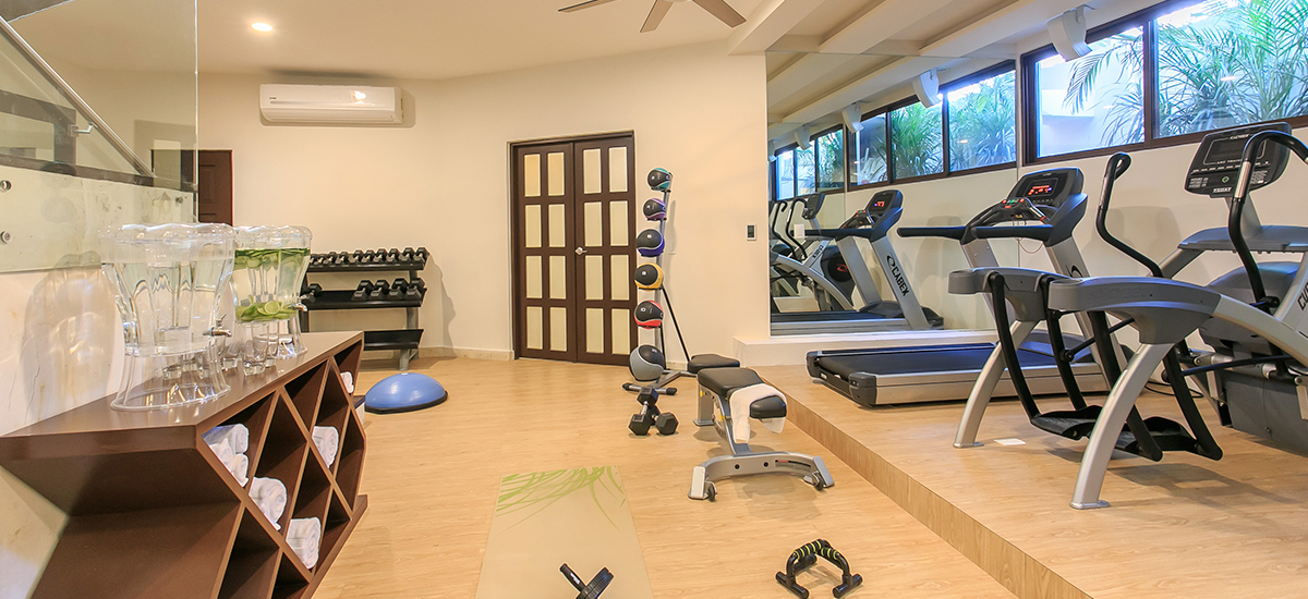 villa unica gym