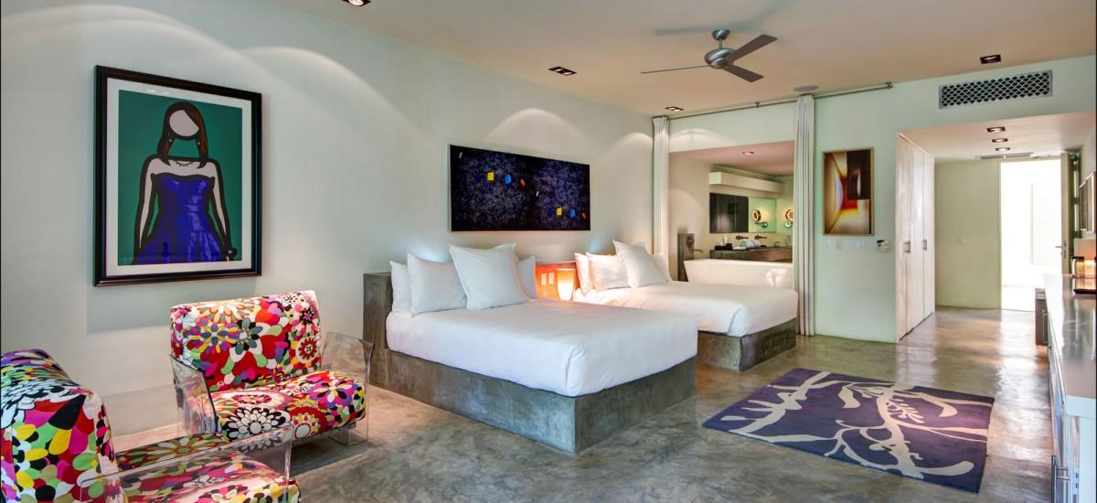 villa uno riviera maya 9