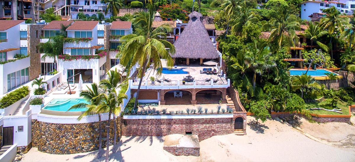 villa verde beach front 2