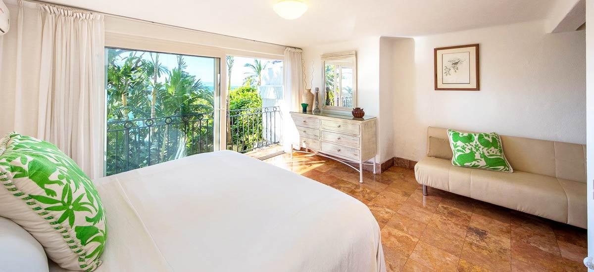 villa vista de aves bedroom 4