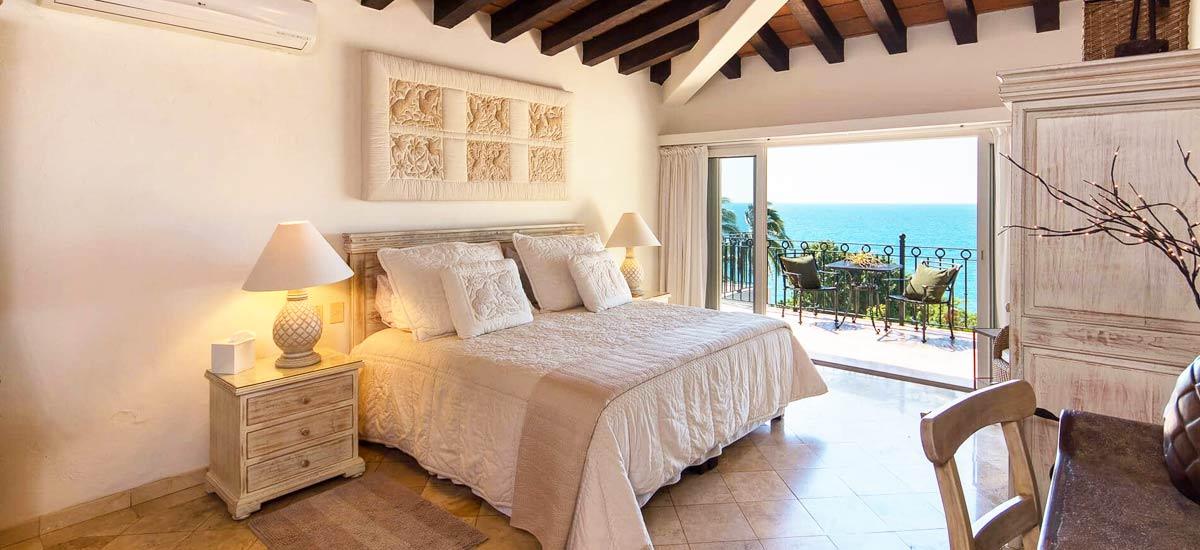 villa vista de aves bedroom
