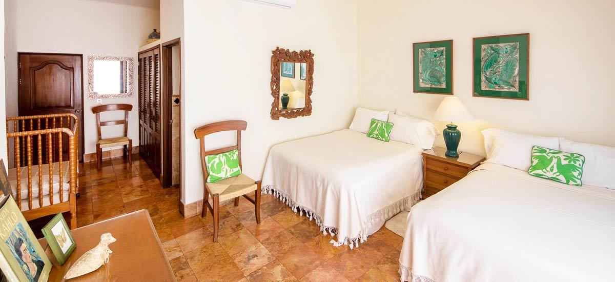 villa vista de aves bedroom 2