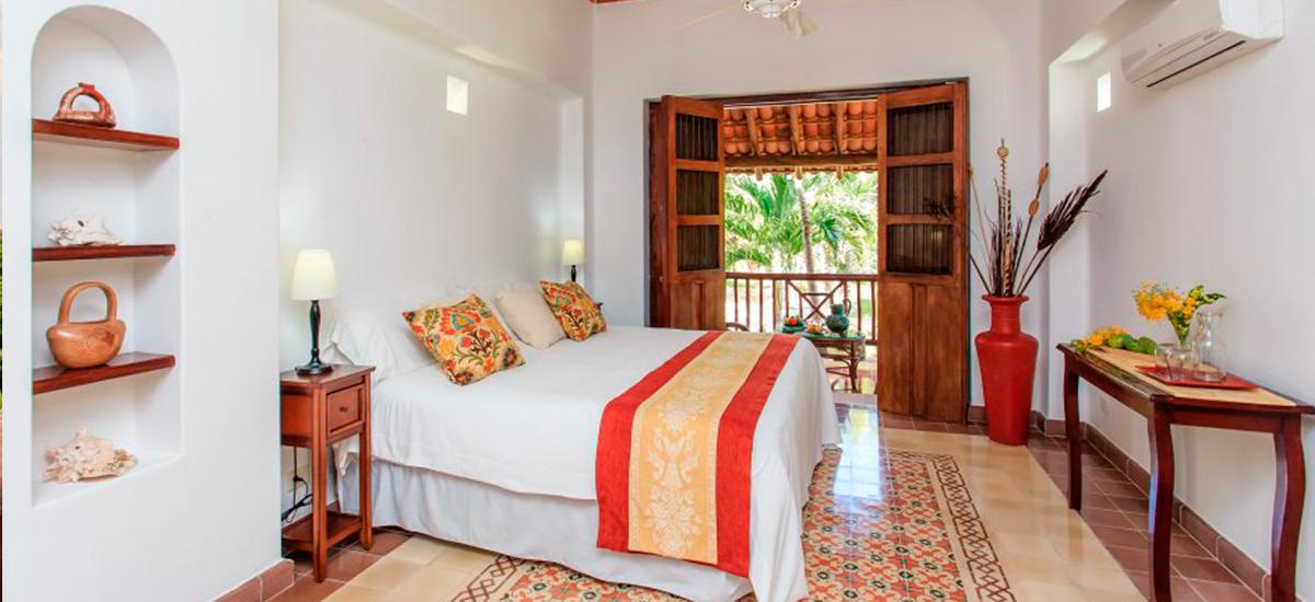 villa yuum ha bedroom 2