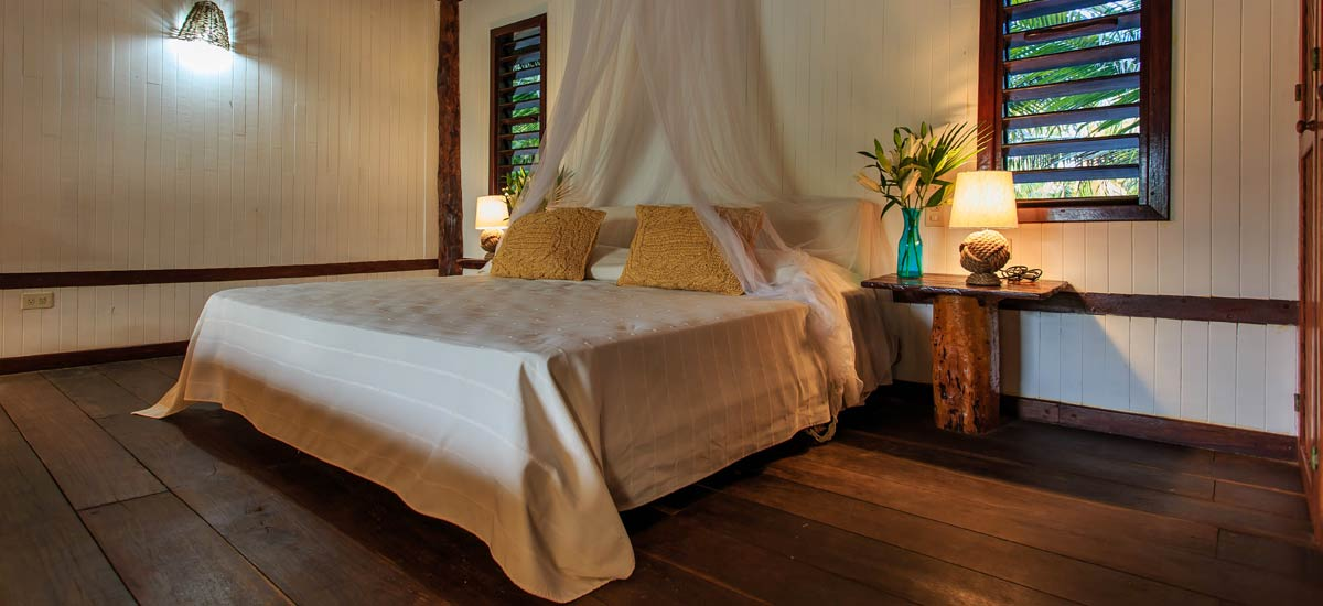 villa yuum ha bedroom