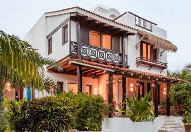 Villa Yuum Ha in Riviera Maya
