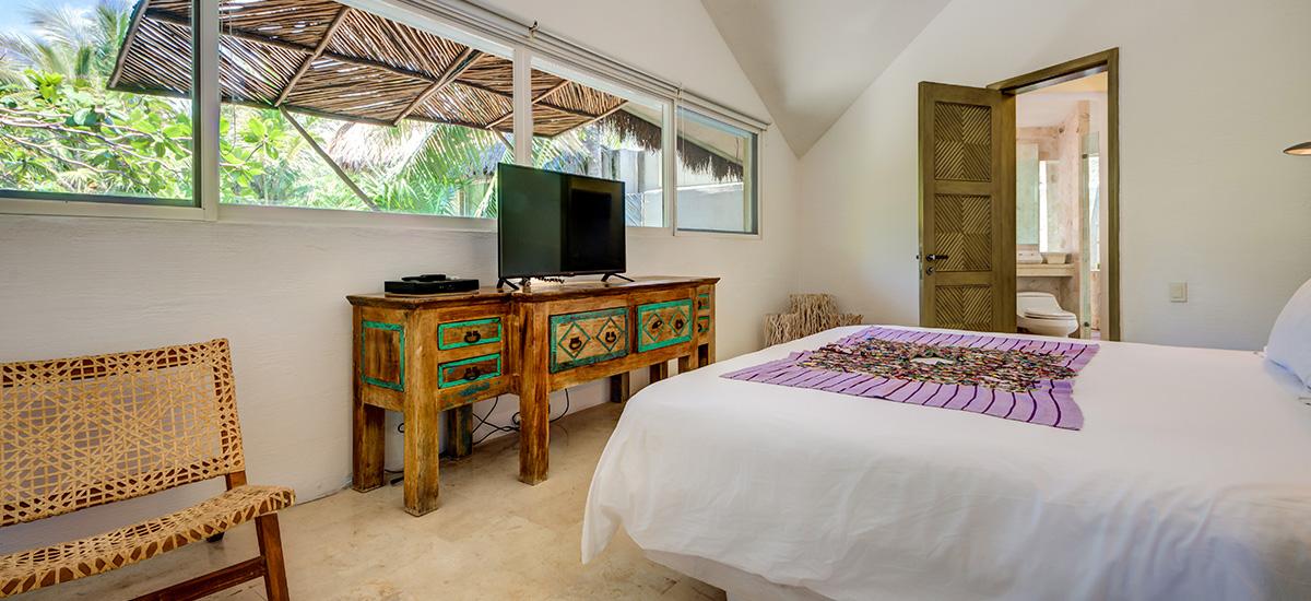 villa zacil na bedroom 4