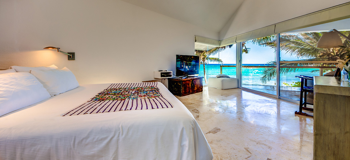 villa zacil na ocean view