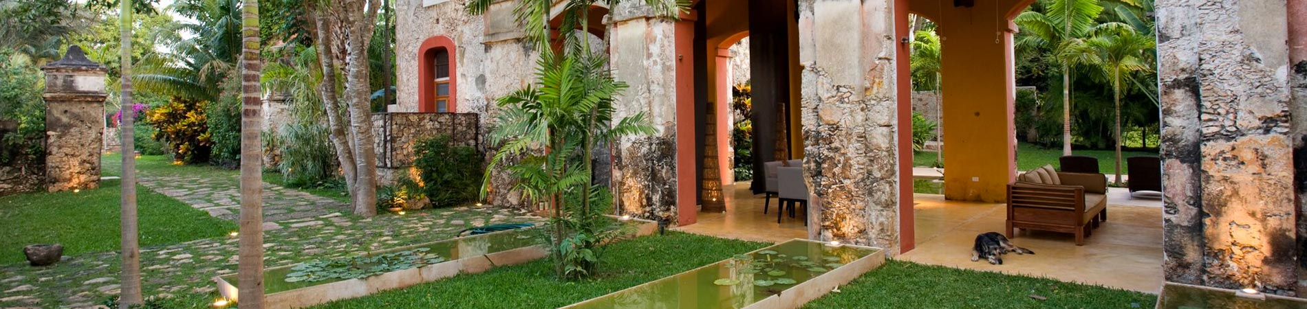 Yucatan Luxury Villas